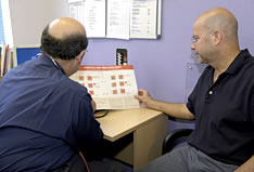 Harrow Health Care Centre, prostate screening